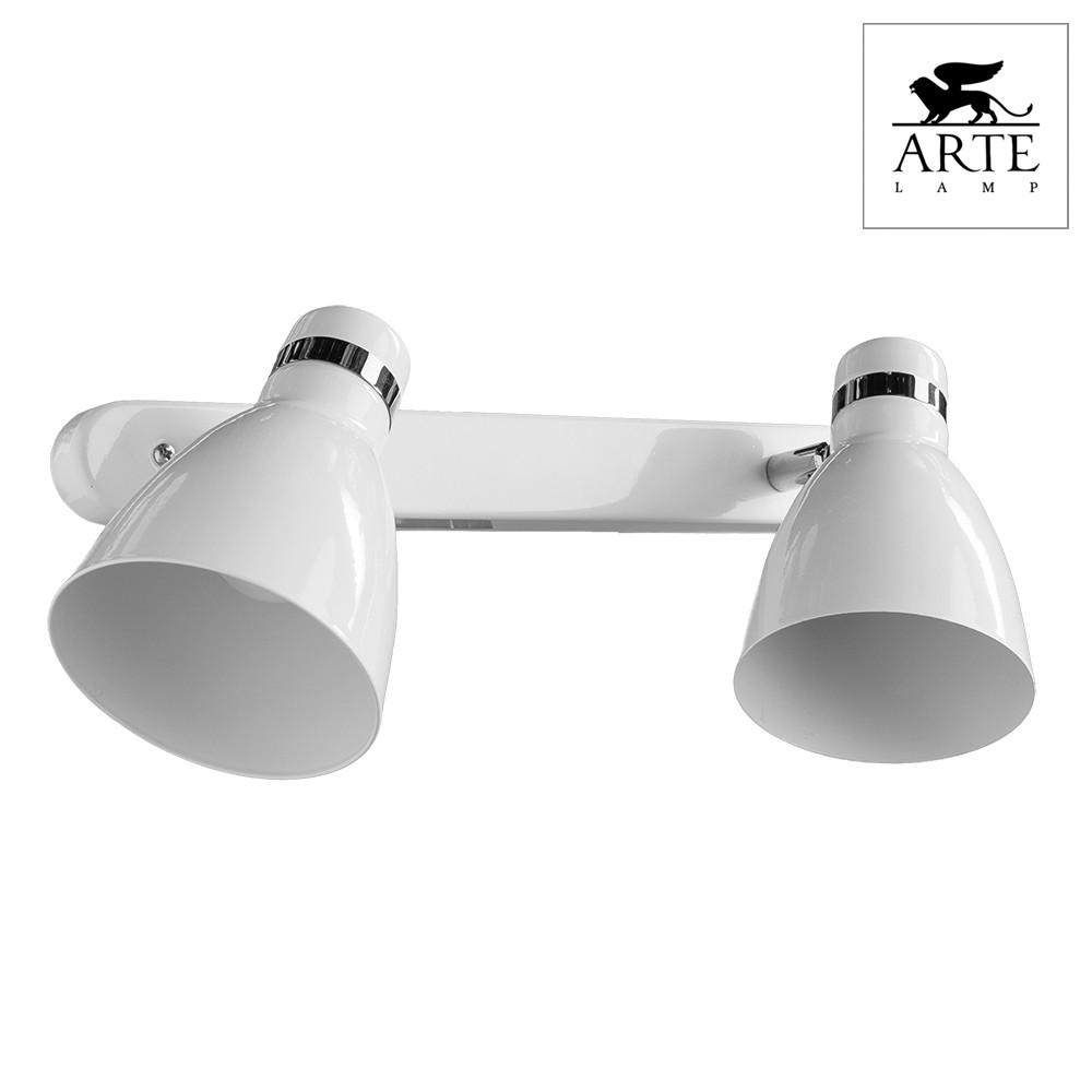 Купить Спот Arte Mercoled A5049AP-2WH