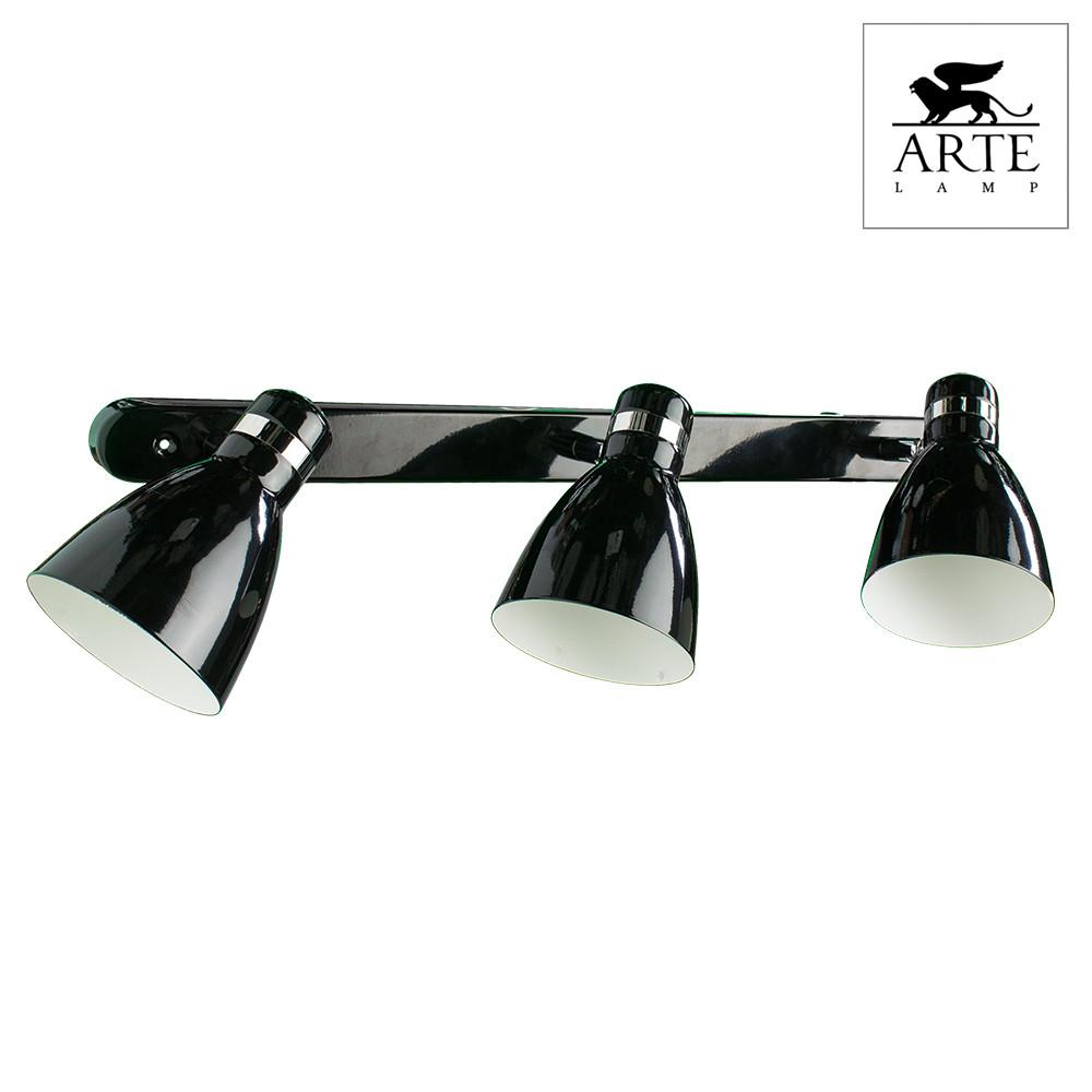 Спот Arte Mercoled A5049PL-3BK  - Купить