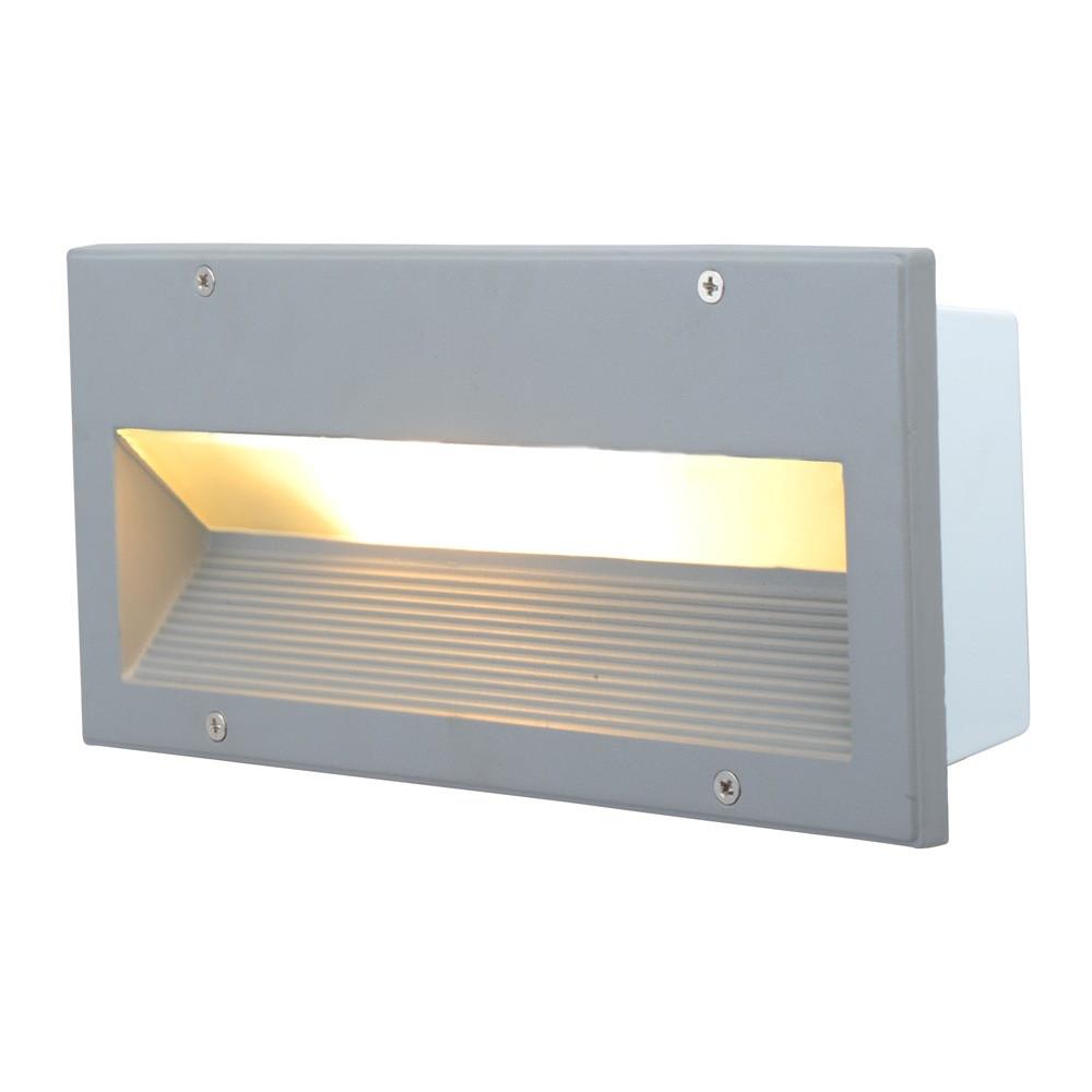 Купить Уличный настенный светильник Arte Install A5158IN-1GY