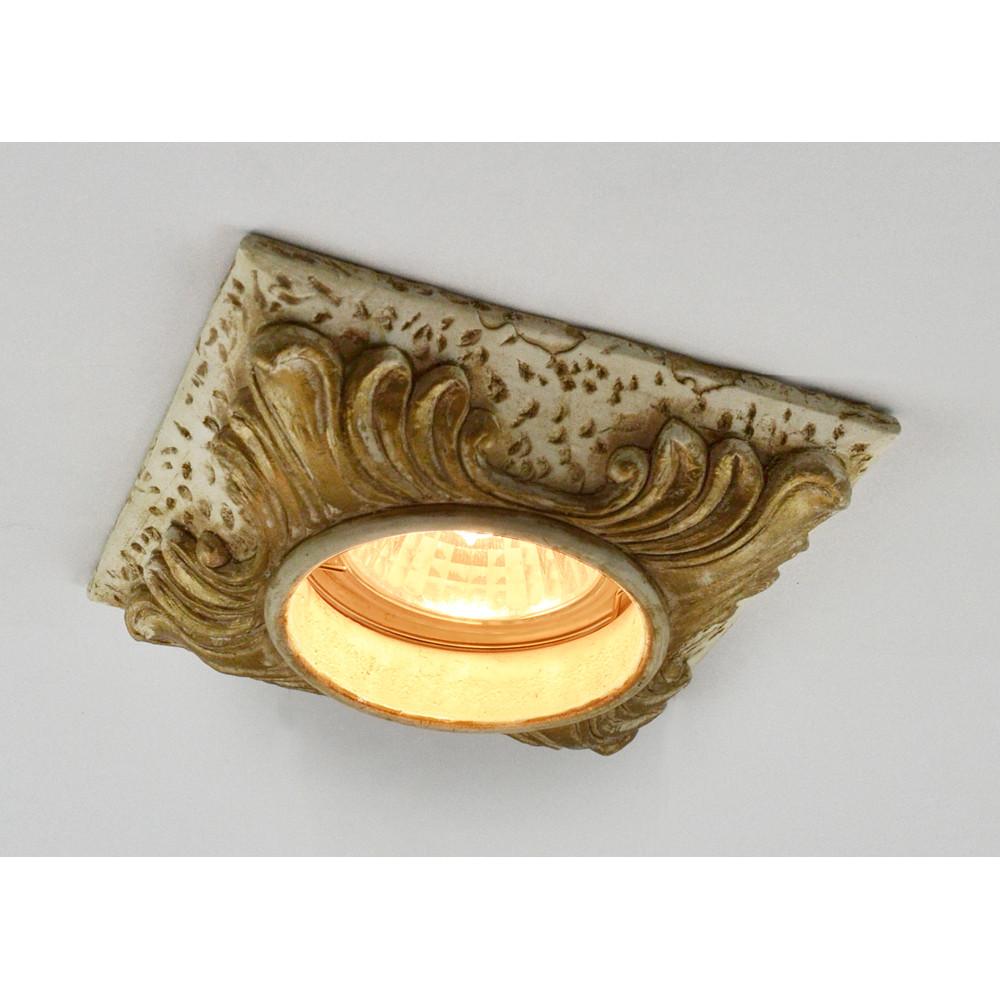 Купить Светильник точечный Arte Plaster A5262PL-1WC