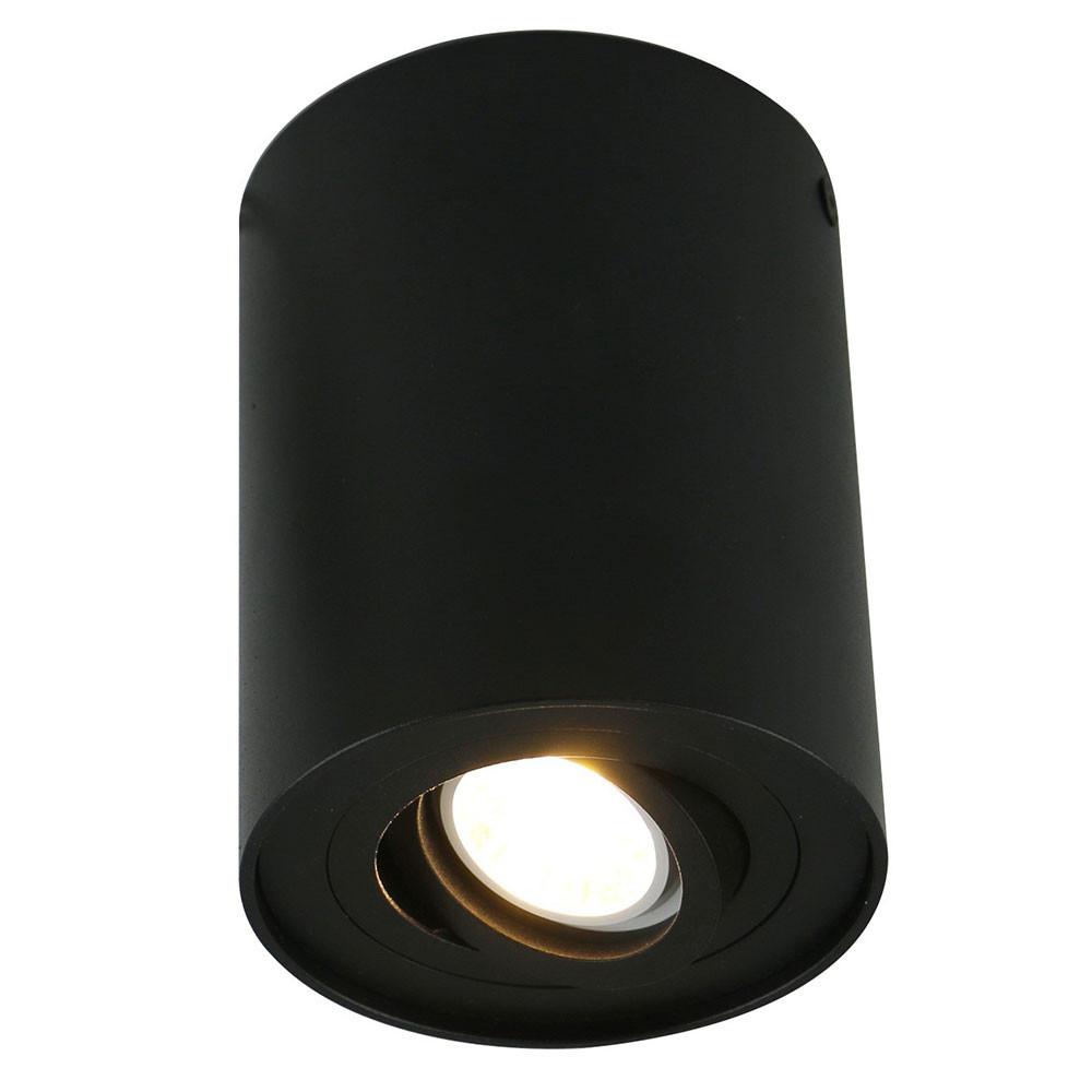 Купить Светильник точечный Arte Falcon A5644PL-1BK