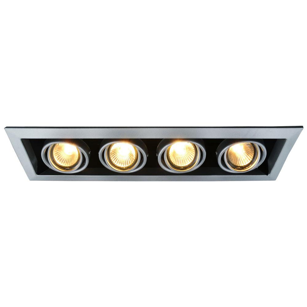 Купить Светильник точечный Arte Gardani A5941PL-4SI