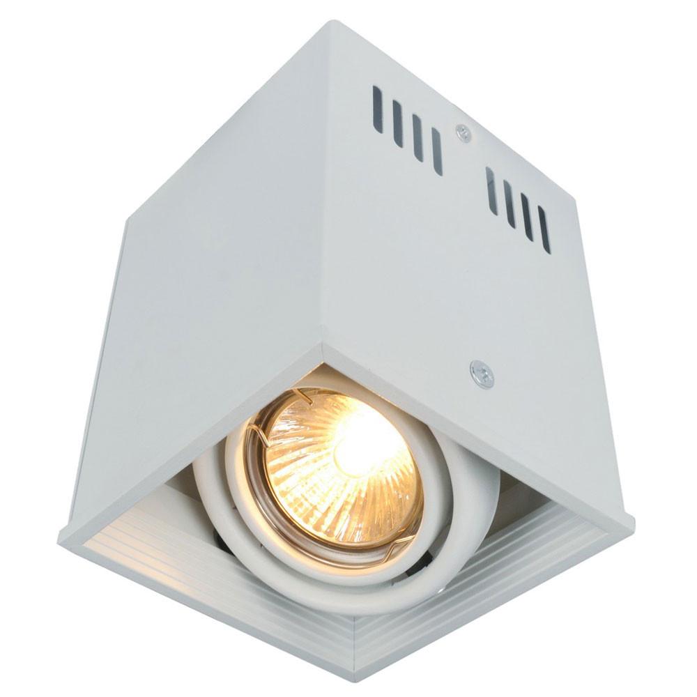Светильник точечный Arte Gardani A5942PL-1WHСветильник точечный Arte Gardani A5942PL-1WH<br>