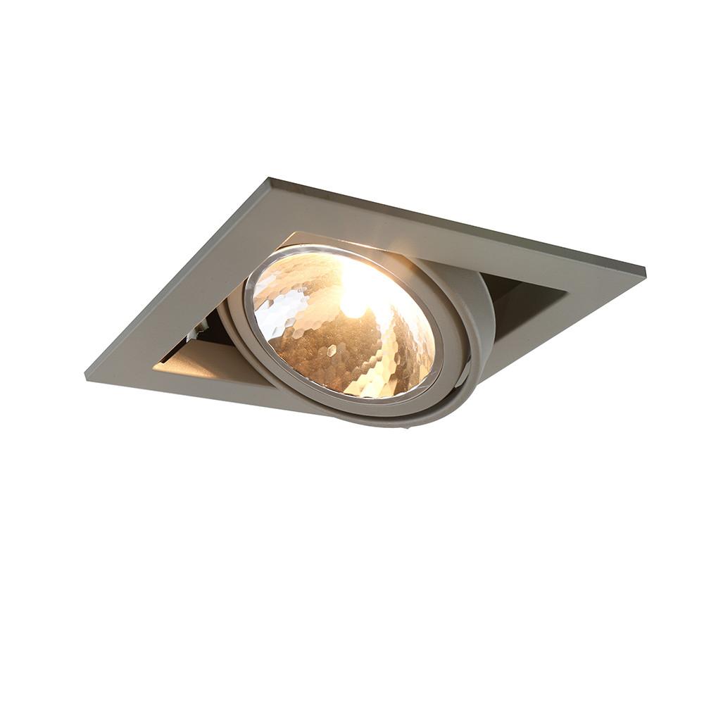 Купить Светильник точечный Arte Cardani Semplice A5949PL-1GY