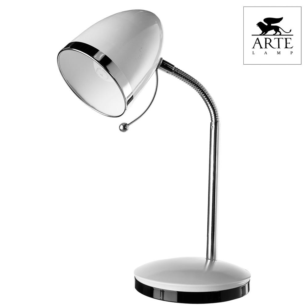 Лампа настольная Arte Cosy A6145LT-1WHЛампа настольная Arte Cosy A6145LT-1WH<br>