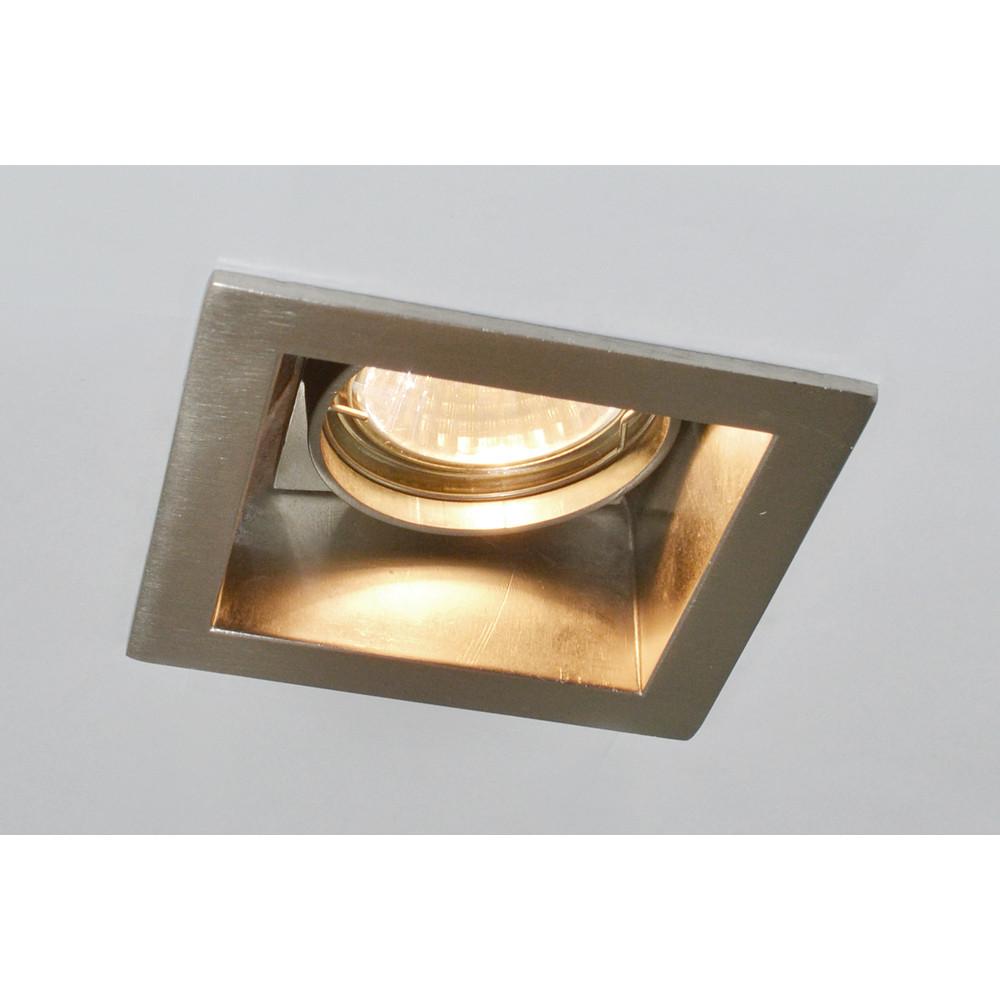 Светильник точечный Arte Cryptic A8050PL-1SSСветильник точечный Arte Cryptic A8050PL-1SS<br>