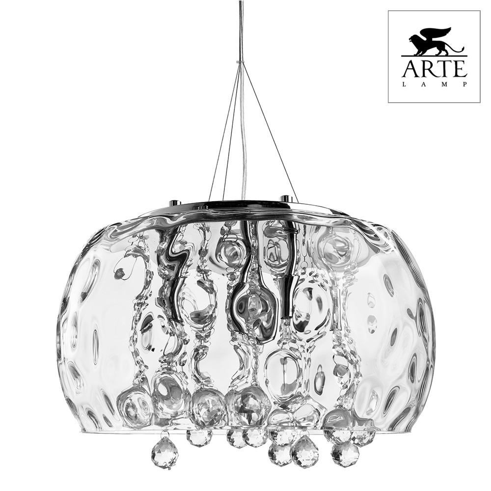 Купить Светильник (Люстра) Arte Lacrima A8146SP-6CC