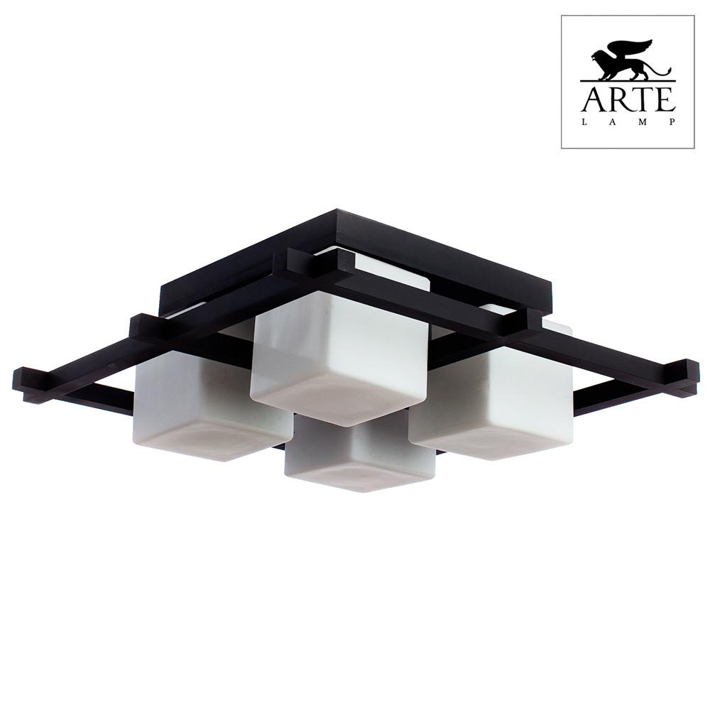 Светильник потолочный Arte Woods A8252PL-4CKСветильник потолочный Arte Woods A8252PL-4CK<br>