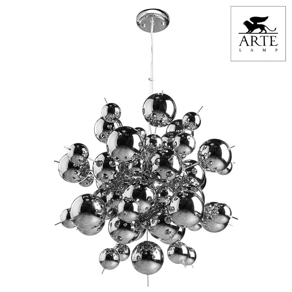 Купить Светильник (Люстра) Arte Molecule A8313SP-9CC