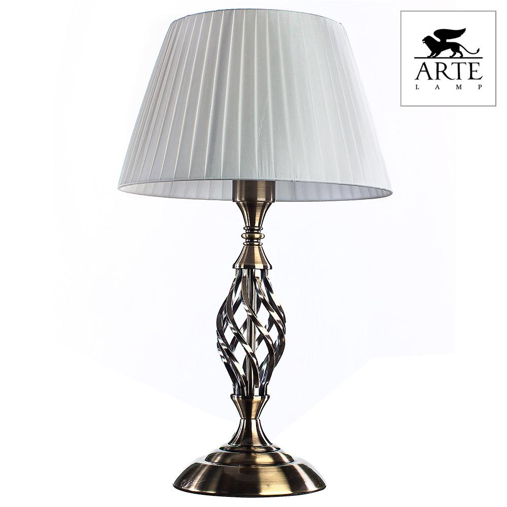 Купить Лампа настольная Arte Zanzibar A8390LT-1AB