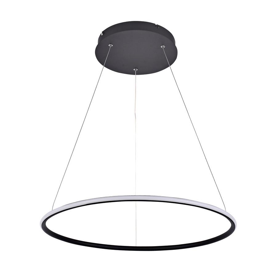 Светильник (Люстра) Donolux S111024/1R 36W Black Out  - Купить