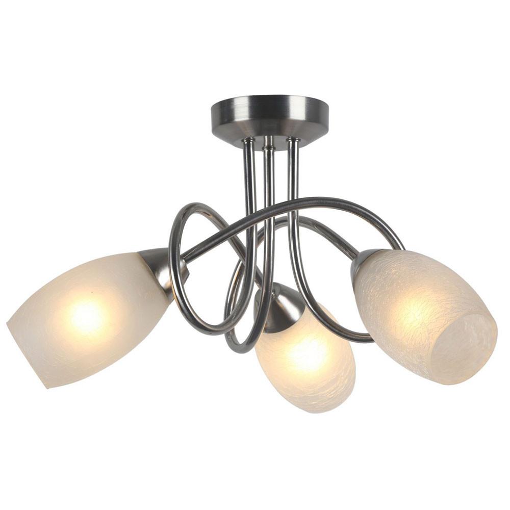 Светильник потолочный Arte Mutti A8616PL-3SSСветильник потолочный Arte Mutti A8616PL-3SS<br>