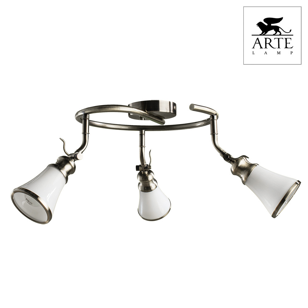 Купить Спот Arte Vento A9231PL-3AB