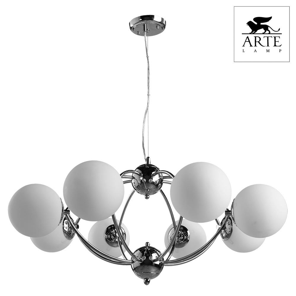 Купить Светильник (Люстра) Arte Palla A9432SP-8CC