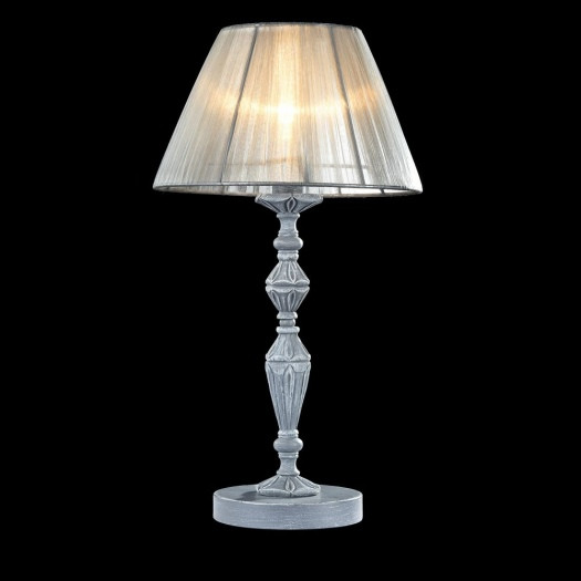 Купить Лампа настольная Maytoni Monsoon ARM154-TL-01-S