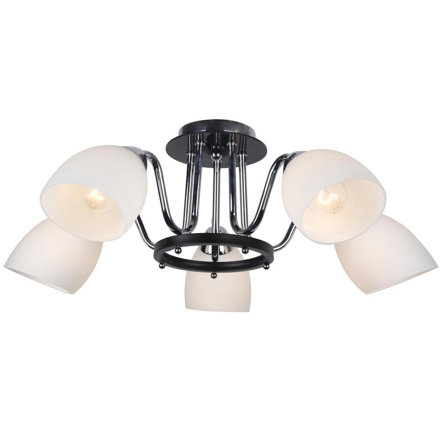 Светильник потолочный Arte Fiorentino A7144PL-5BKСветильник потолочный Arte Fiorentino A7144PL-5BK<br>