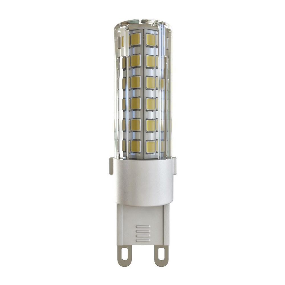 Купить Светодиодная лампа Voltega 220V G9 6W (соответствует 70 Вт) 570Lm 2800K (теплый белый) 7034