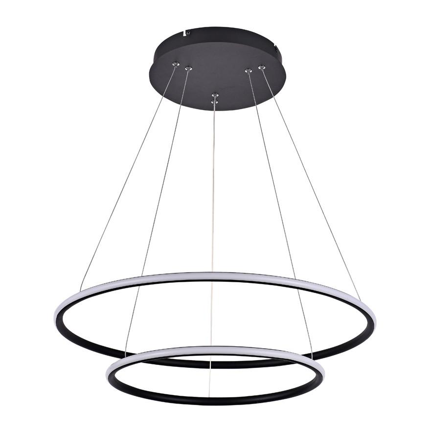 Купить Светильник (Люстра) Donolux S111024/2R 60W Black Out