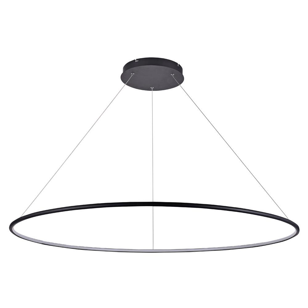 Светильник (Люстра) Donolux S111024/1R 70W Black In  - Купить