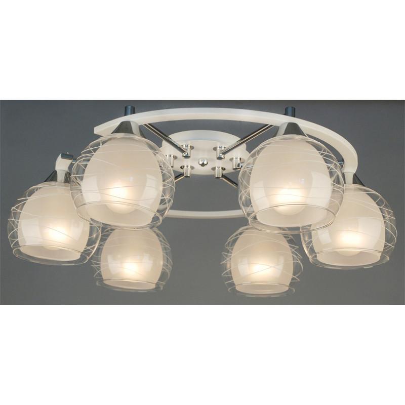 Светильник потолочный Citilux Буги CL157161Светильник потолочный Citilux Буги CL157161<br>