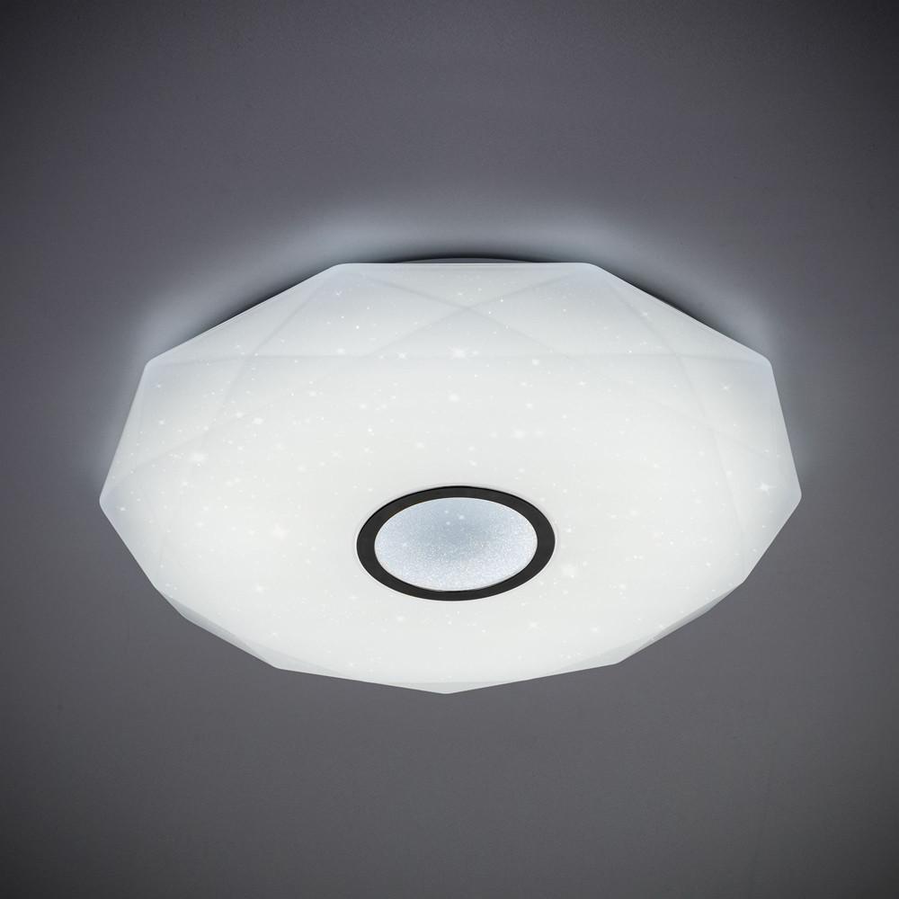 Светильник потолочный Citilux Диамант CL71380RСветильник потолочный Citilux Диамант CL71380R<br>