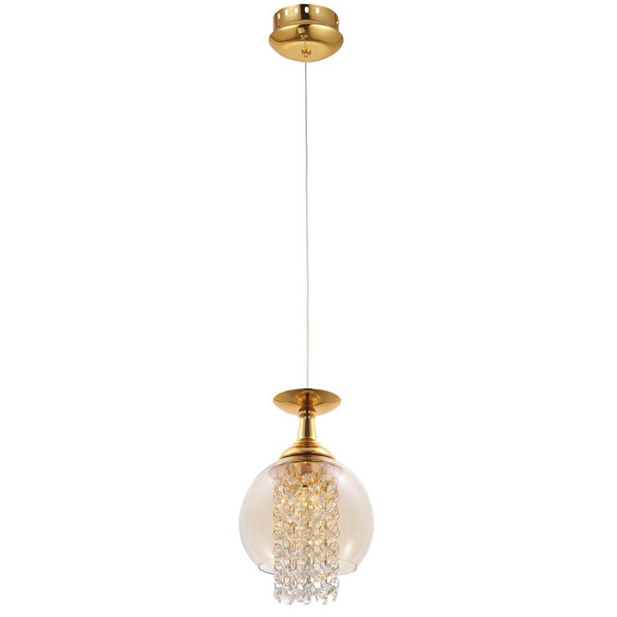 Купить Светильник (Люстра) Crystal Lux CHIK SP1 GOLD