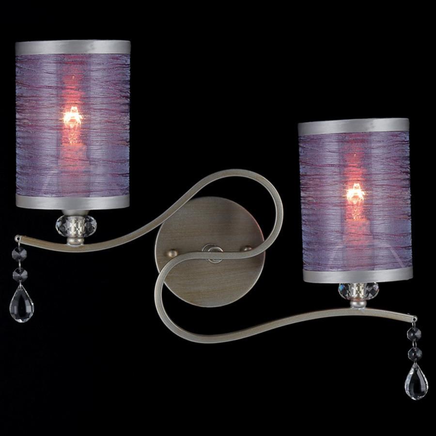 Светильник Crystal lux Crystal Lux ELISA AP2 от svetilnik-online