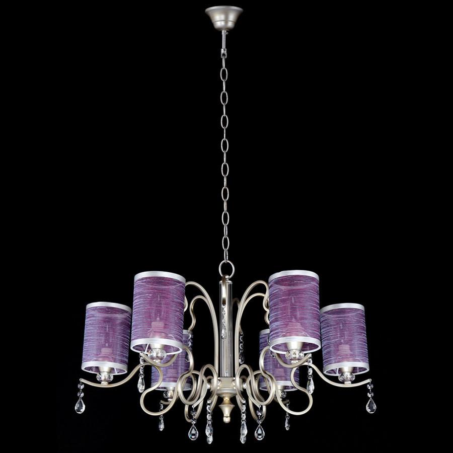 Люстра Crystal lux Crystal Lux ELISA SP6 от svetilnik-online