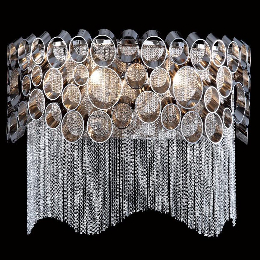 Светильник Crystal lux Crystal Lux HAUBERK AP2 от svetilnik-online