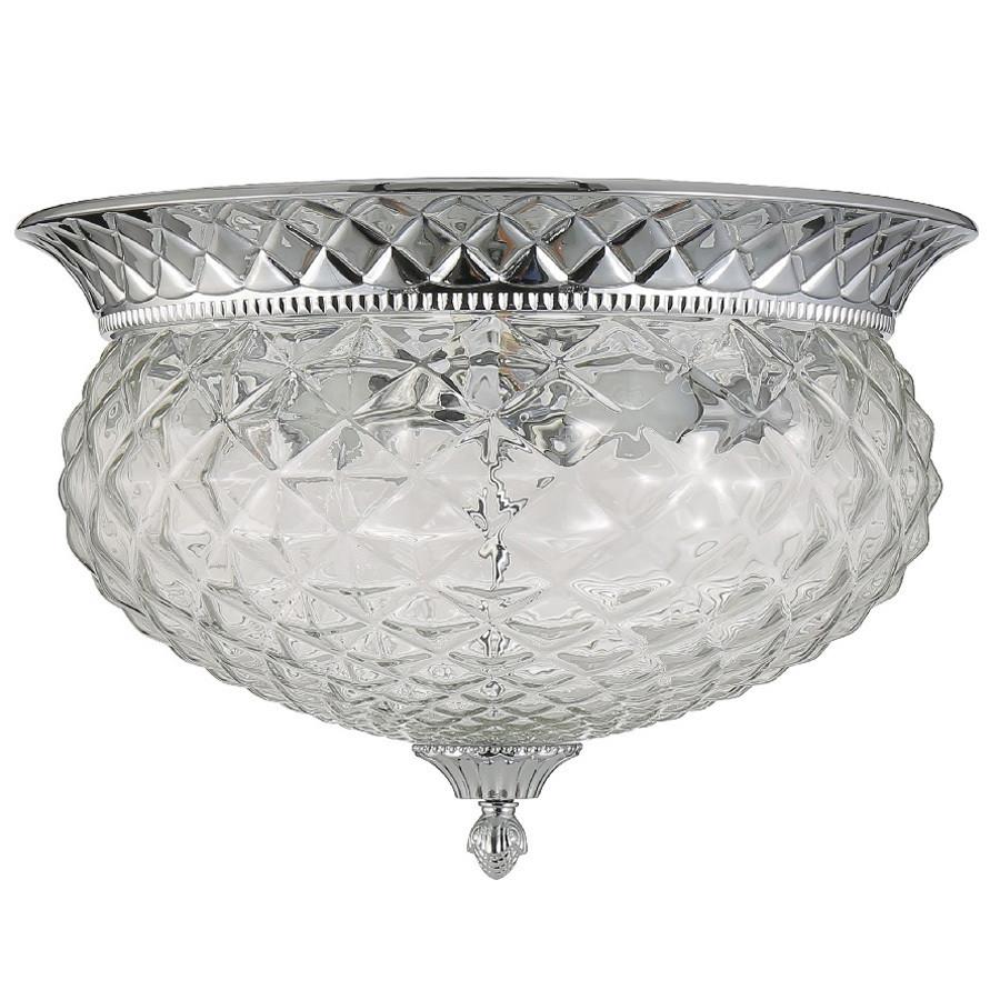 Люстра Crystal lux Crystal Lux HOLA PL4 CHROME от svetilnik-online