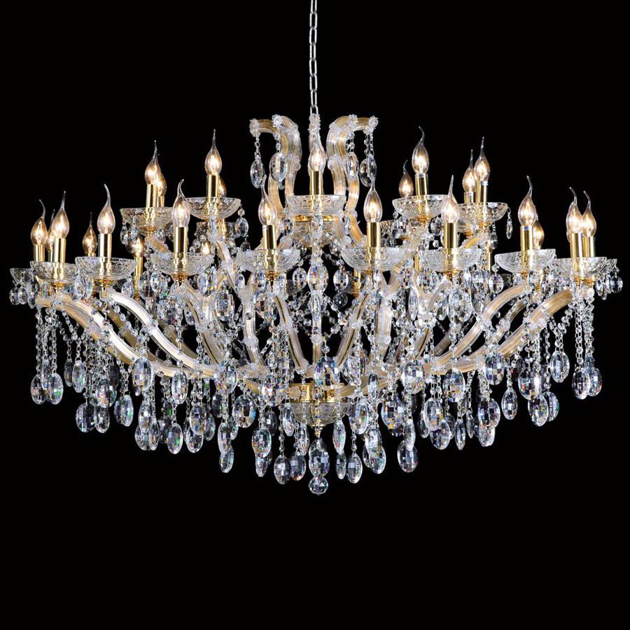 Светильник (Люстра) Crystal Lux HOLLYWOOD SP20+10 GOLDСветильник (Люстра) Crystal Lux HOLLYWOOD SP20+10 GOLD<br>