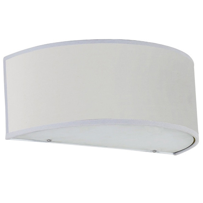 Светильник Crystal lux Crystal Lux JEWEL AP1 WH от svetilnik-online