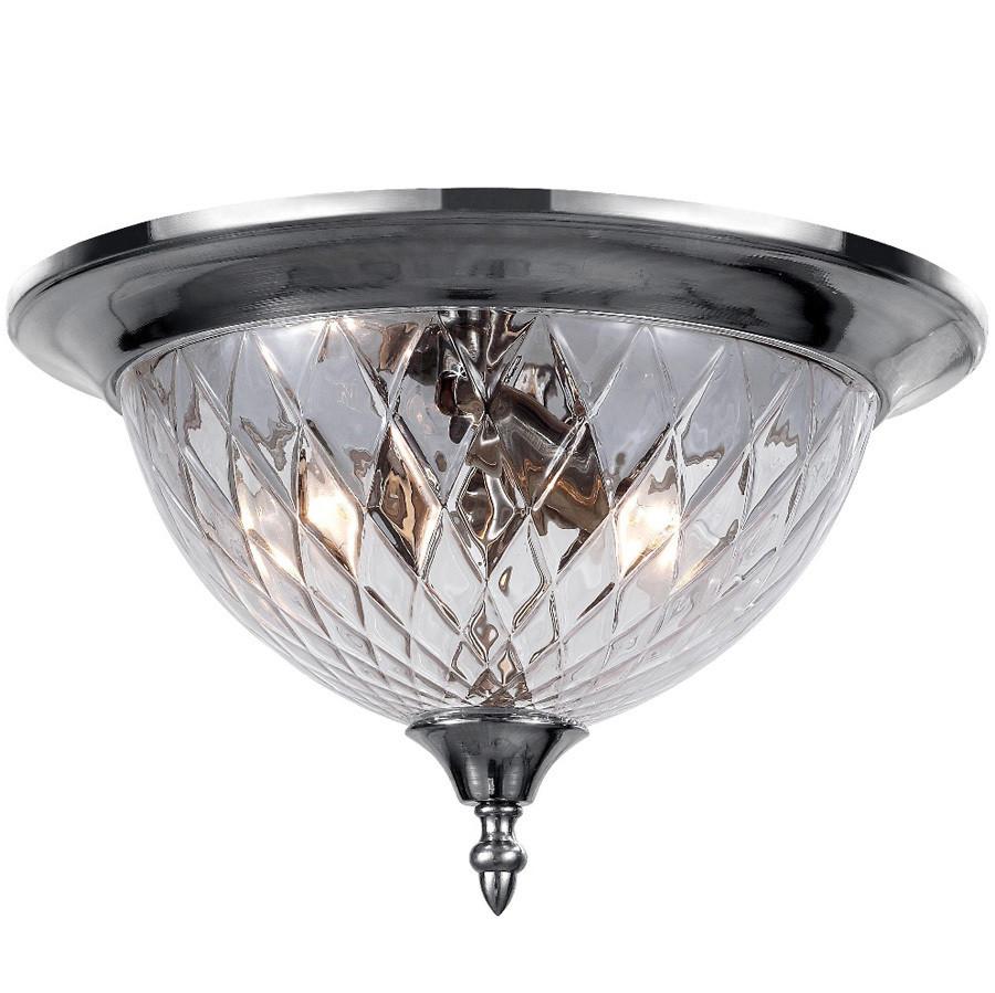 Светильник потолочный Crystal Lux NUOVO PL 3 CHROMEСветильник потолочный Crystal Lux NUOVO PL 3 CHROME<br>
