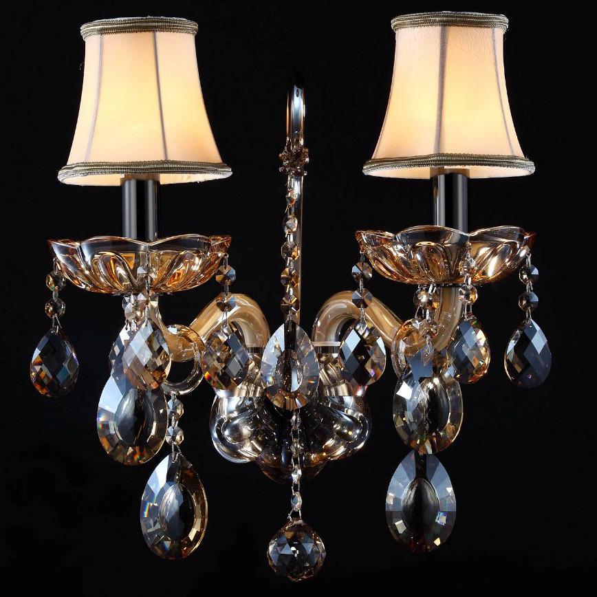 Светильник Crystal lux Crystal Lux SIENA AP2 от svetilnik-online