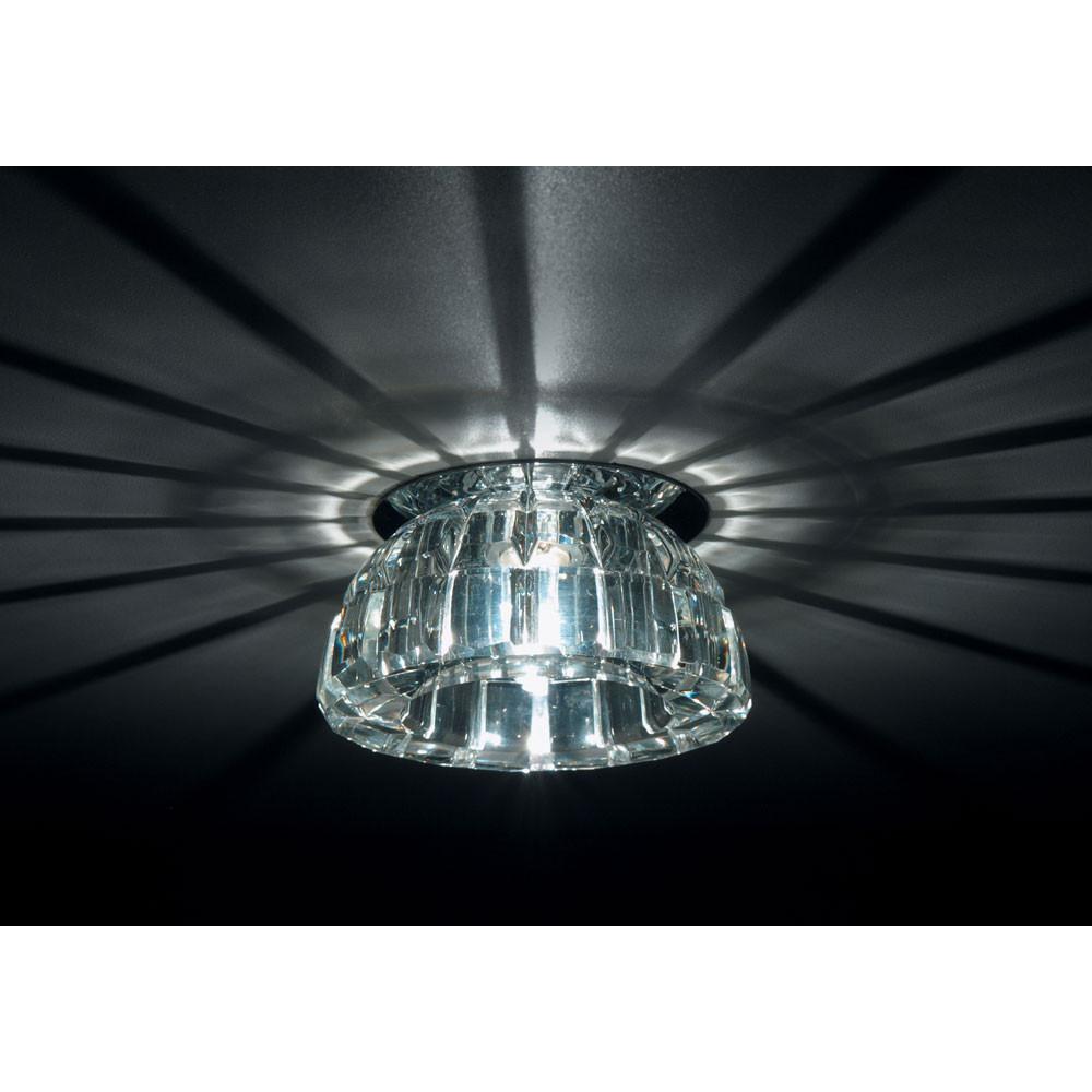 Точечный светильник Donolux Donolux DL047CH/Crystal от svetilnik-online