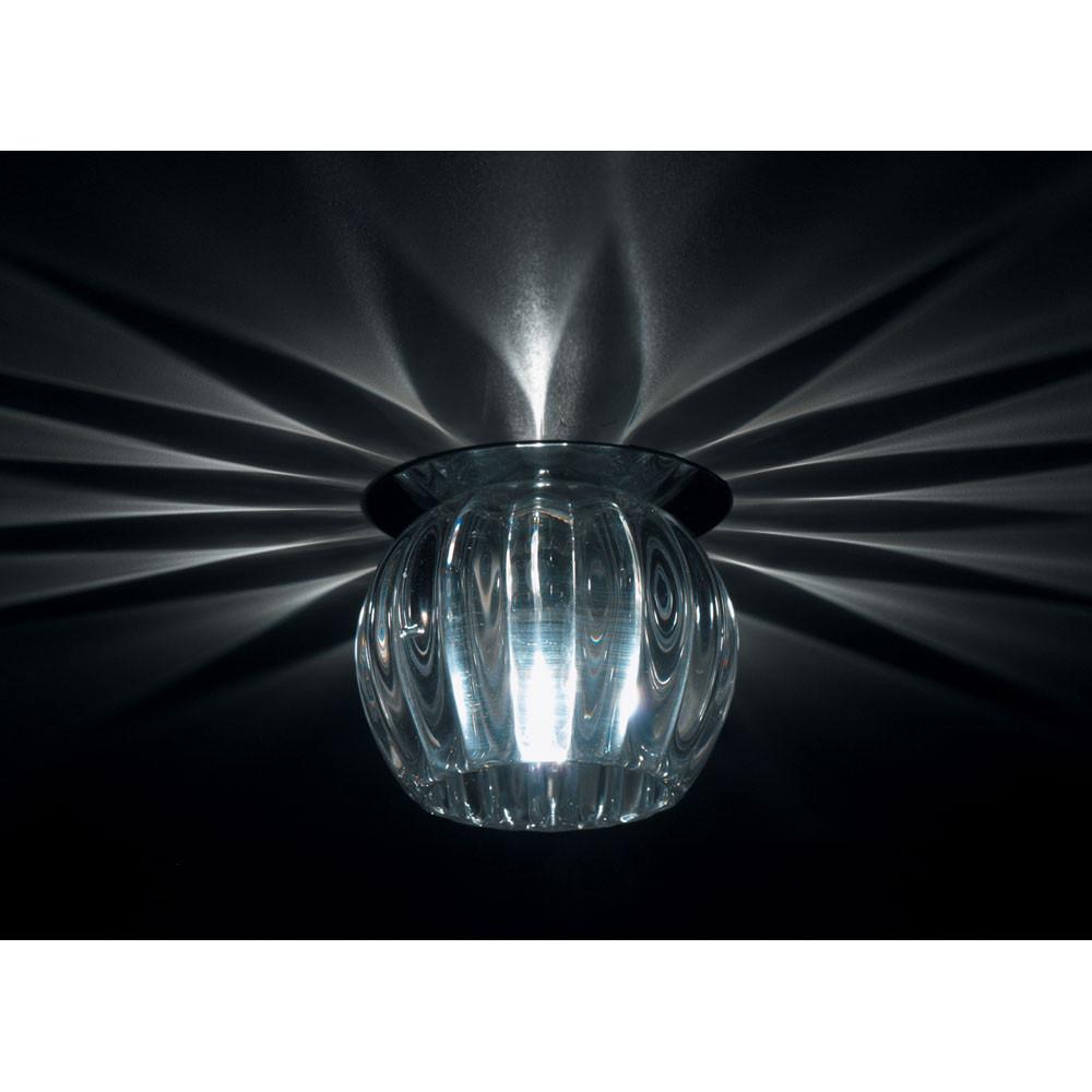 Точечный светильник Donolux Donolux DL049CH/Glass от svetilnik-online