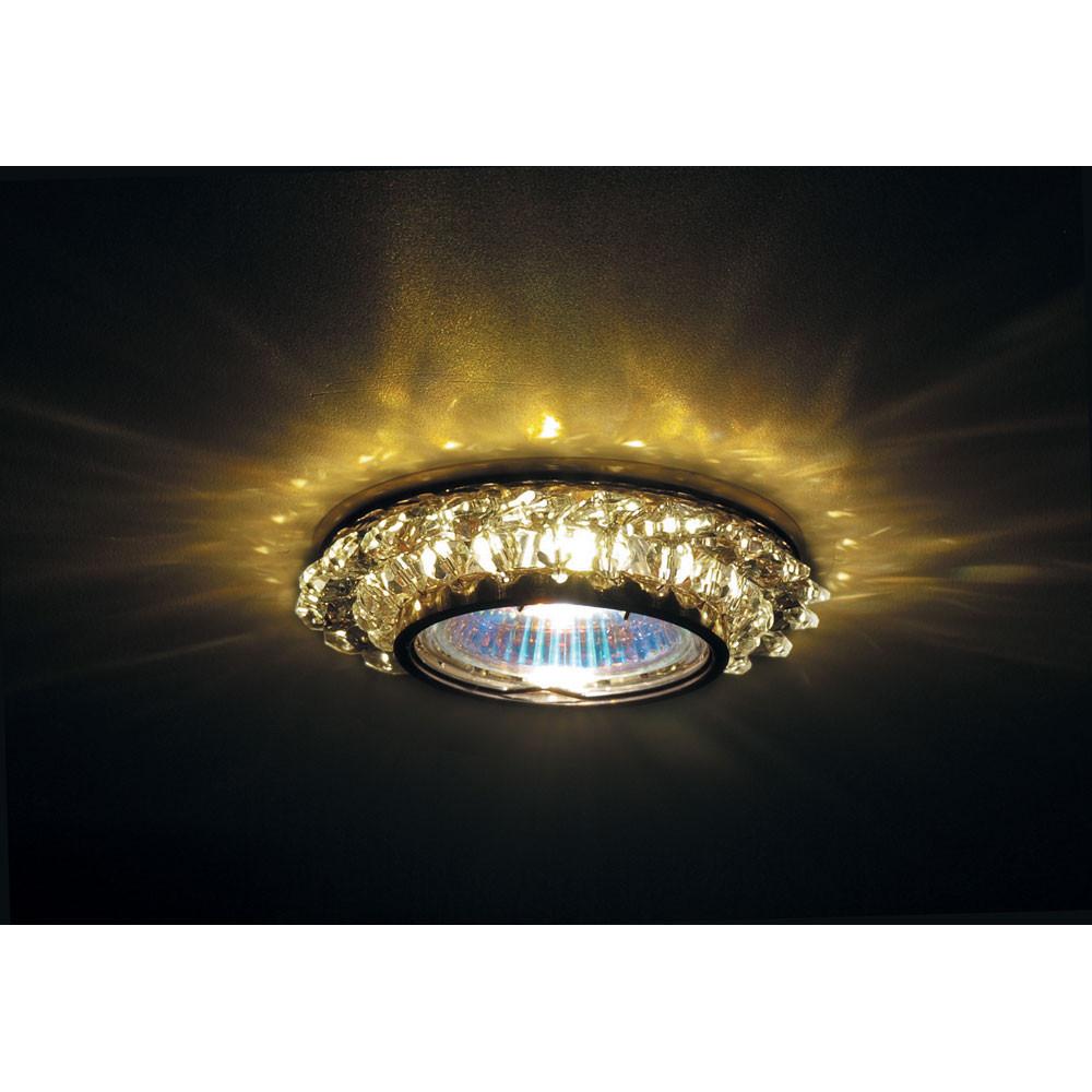 Точечный светильник Donolux Donolux DL062.79.1 crystal от svetilnik-online