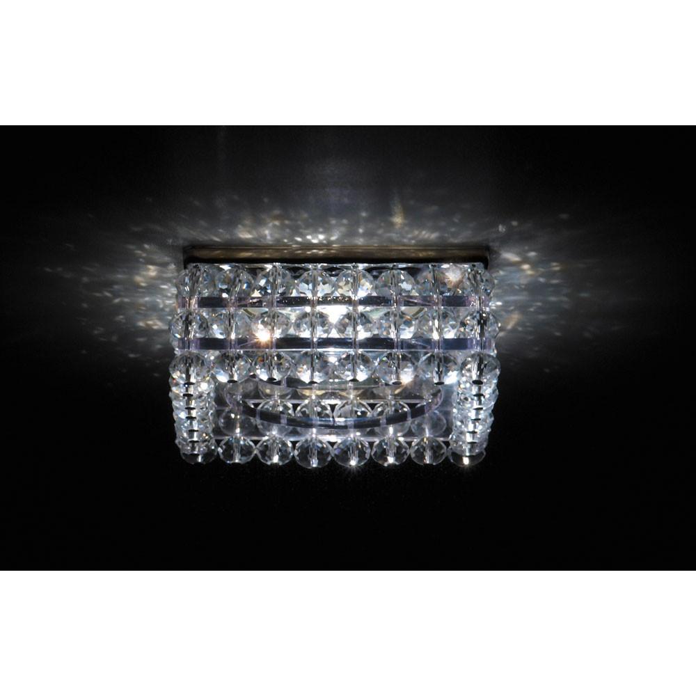 Точечный светильник Donolux Donolux DL066.79.1 crystal от svetilnik-online