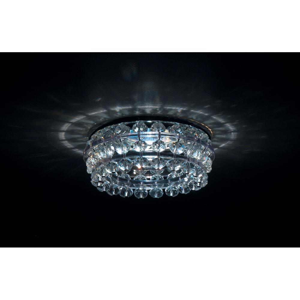 Точечный светильник Donolux Donolux DL068.02.1 crystal от svetilnik-online