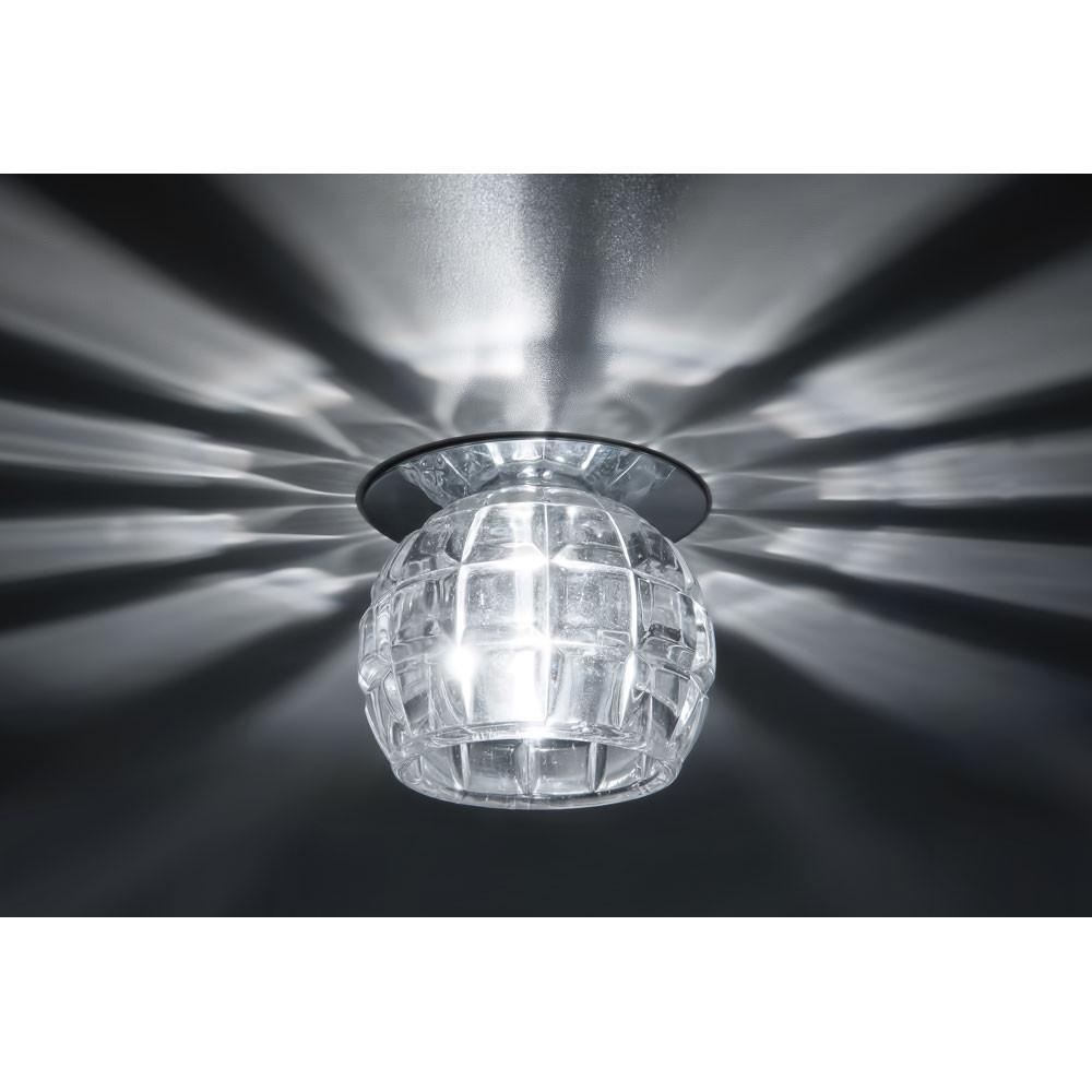 Точечный светильник Donolux Donolux DL071CH/Crystal от svetilnik-online