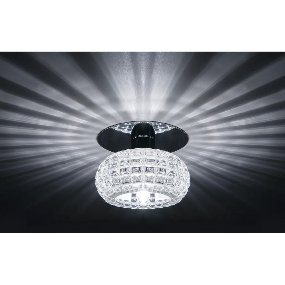 Точечный светильник Donolux Donolux DL146CH/White от svetilnik-online