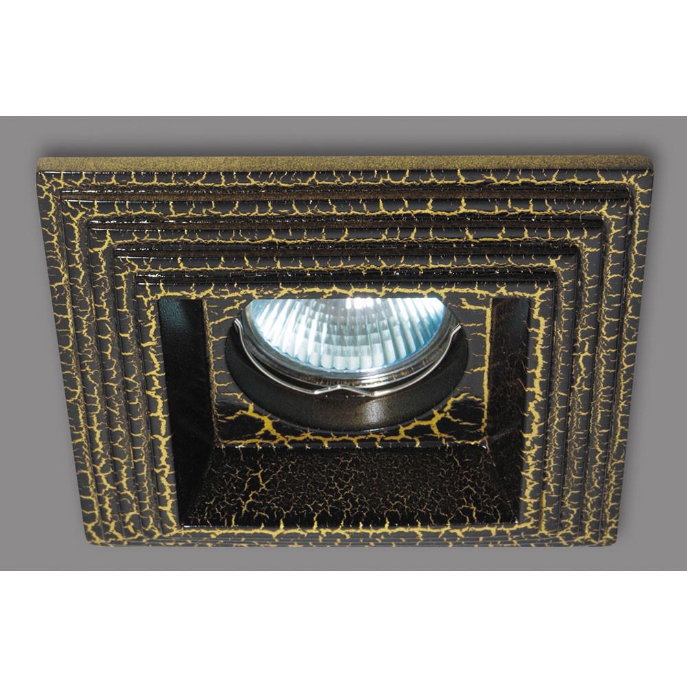 Точечный светильник Donolux Donolux DL208G/3 от svetilnik-online