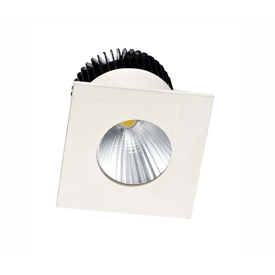 Точечный светильник Donolux Donolux DL18572/01WW-White SQ от svetilnik-online