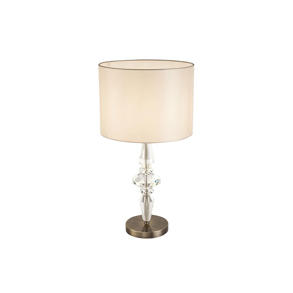 Купить Лампа настольная Maytoni Monte Carlo DIA091TL-01BZ