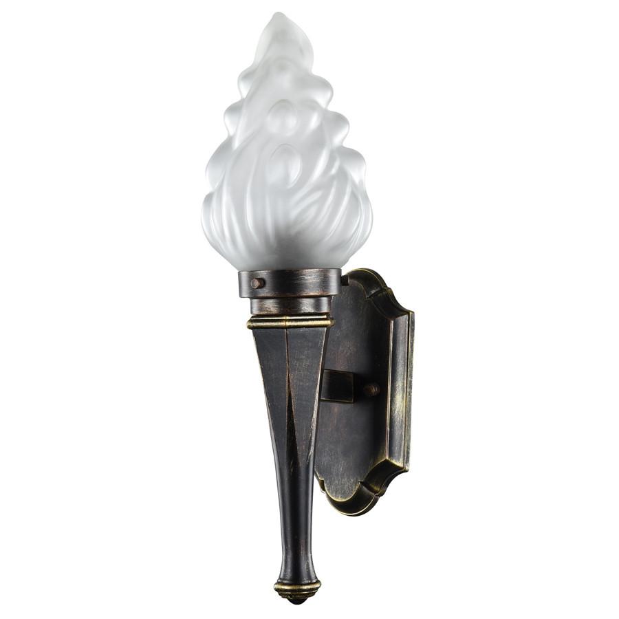 Купить Уличный Настенный Светильник Favourite Fackel 1803-1W