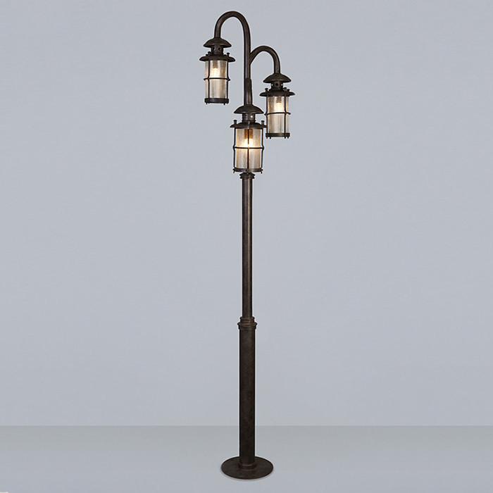 Уличный фонарь LArte Luce Battista L70993.07Уличный фонарь LArte Luce Battista L70993.07<br>