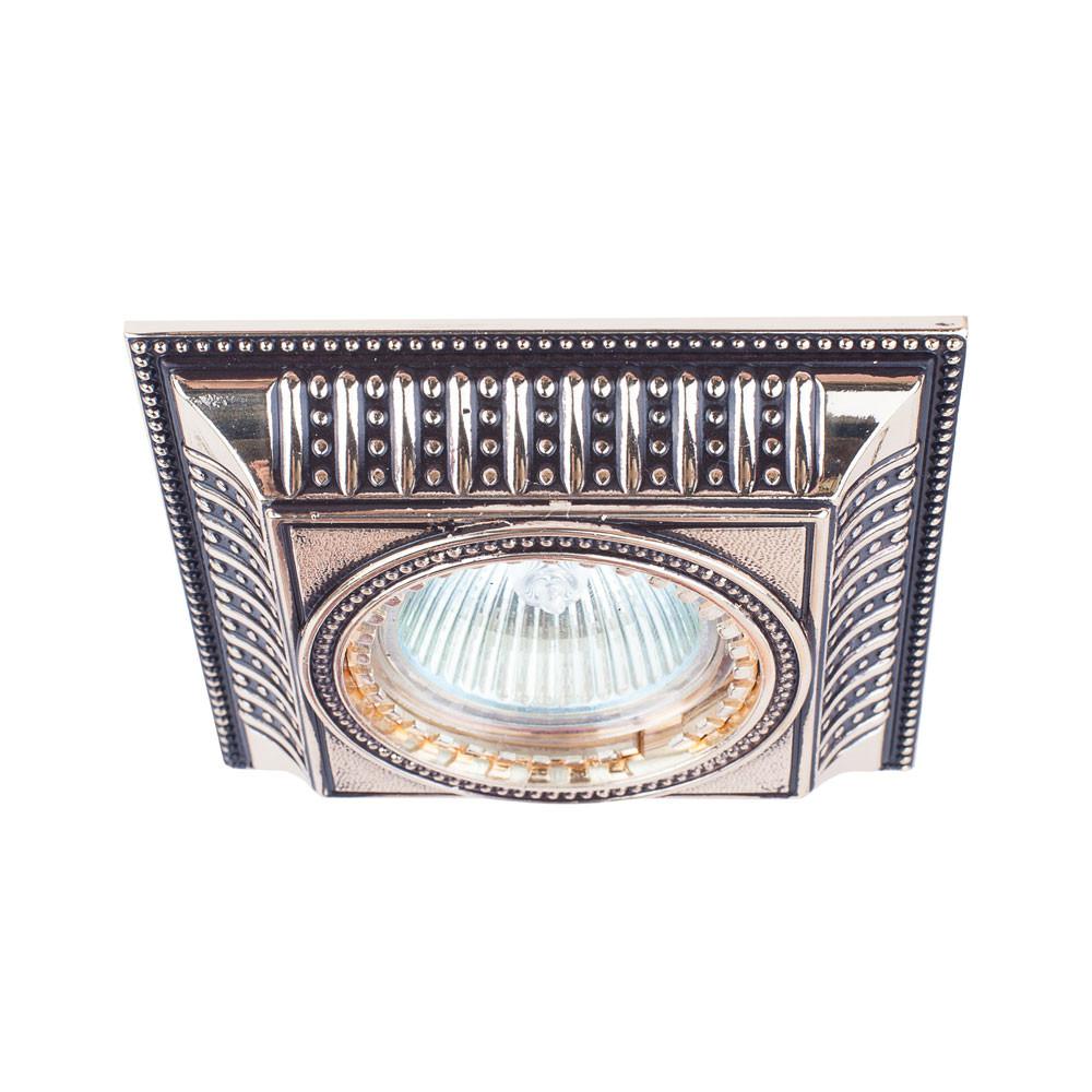 Купить Светильник точечный Donolux SN1582-French gold+Brown copper