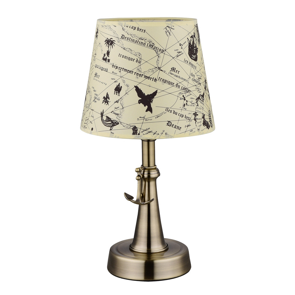 Лампа настольная Maytoni Elegant 54 ARM625-11-RЛампа настольная Maytoni Elegant 54 ARM625-11-R<br>