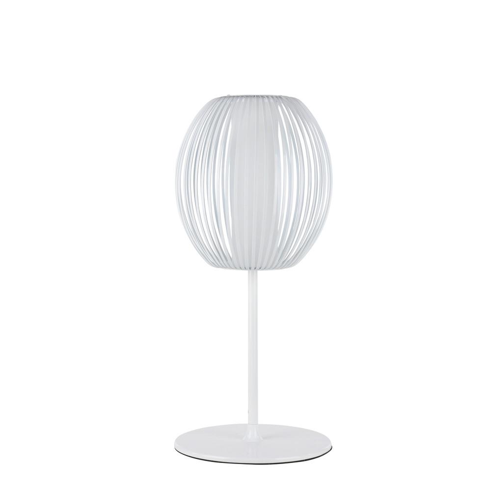Лампа настольная Maytoni Flash MOD896-01-WЛампа настольная Maytoni Flash MOD896-01-W<br>