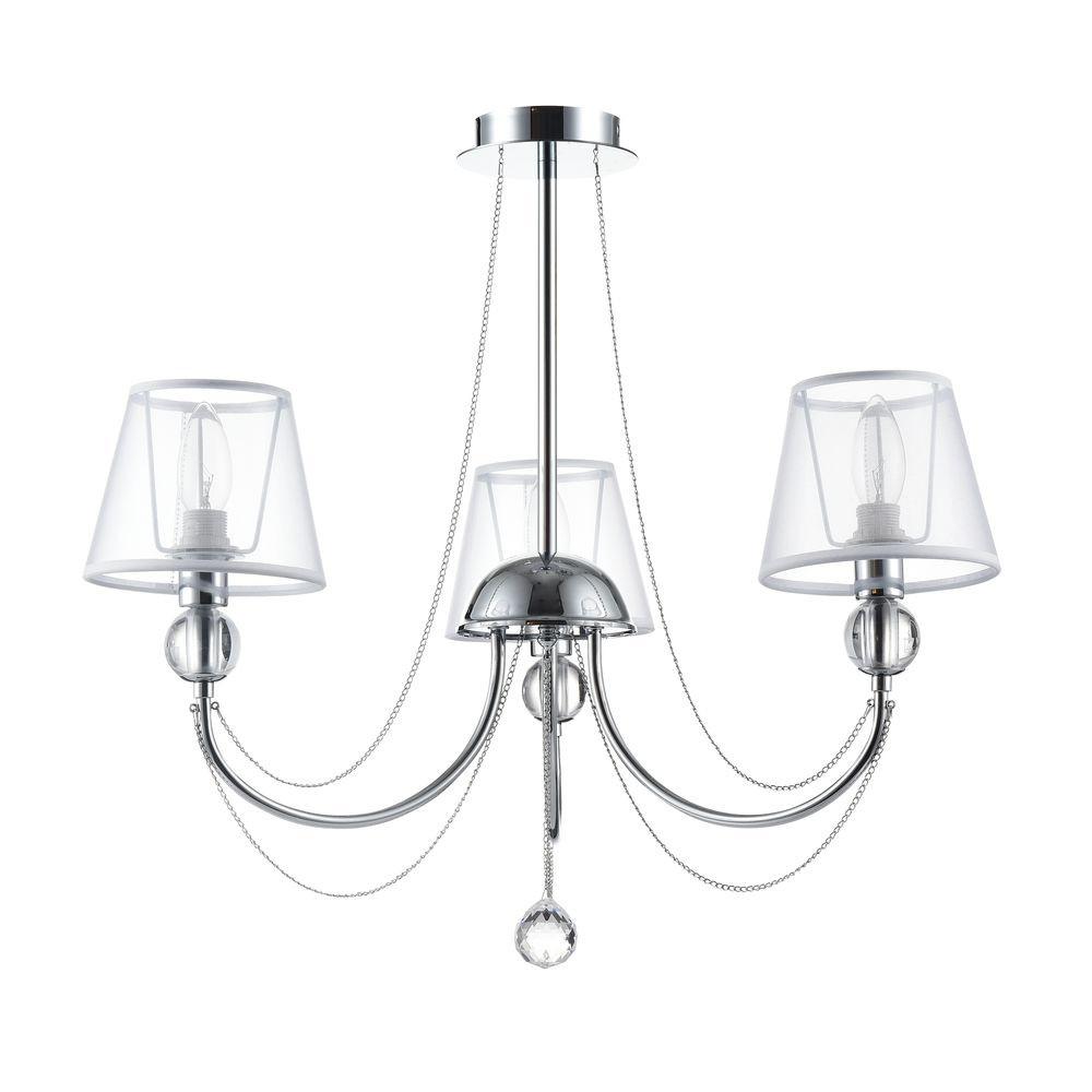 Купить Светильник потолочный Freya Beverly FR5661-PL-03-CH